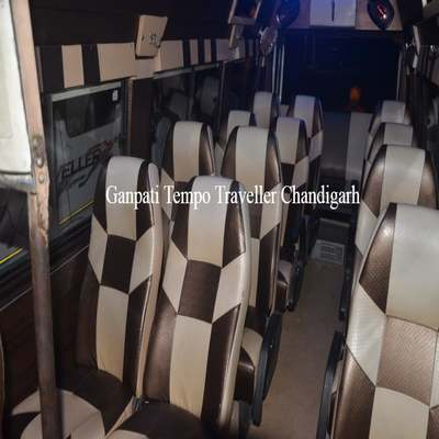 book tempo traveller chandigarh